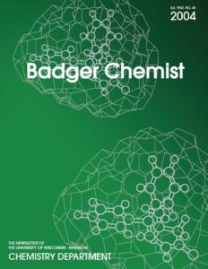 2004 Badger Chemist