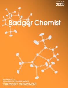 2005 Badger Chemist