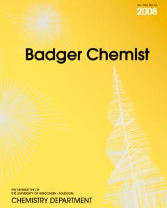 2008 Badger Chemist