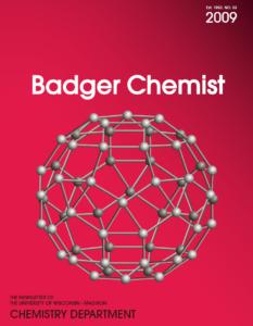 2009 Badger Chemist