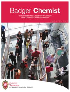 2014 Badger Chemist Thumbnail